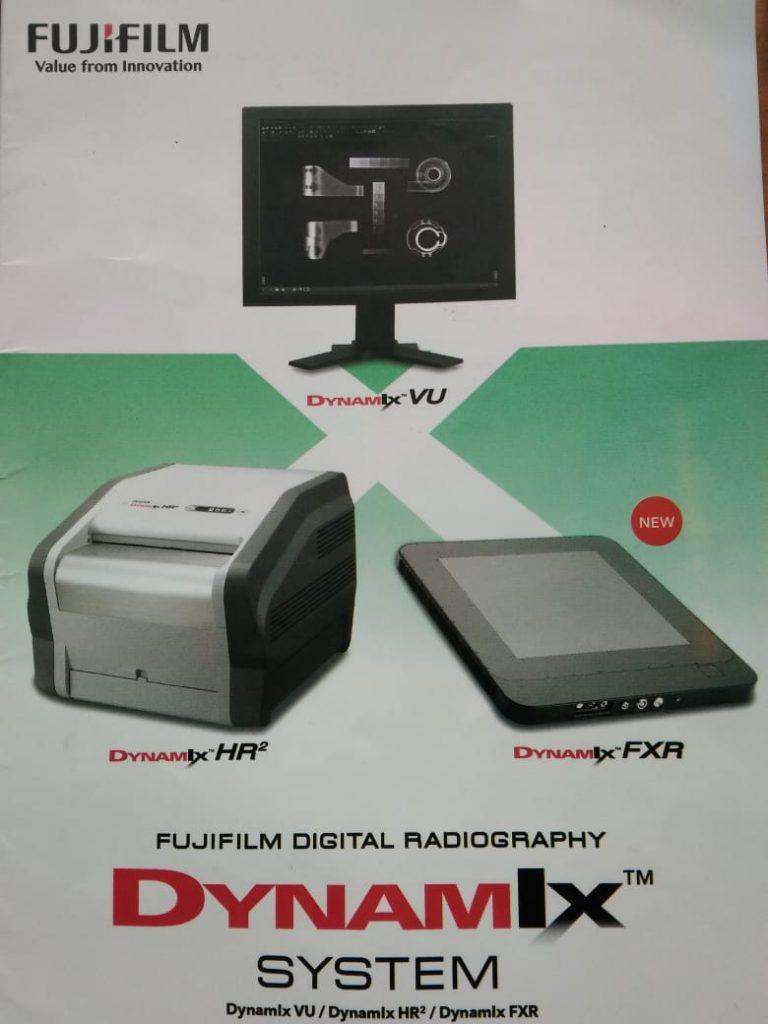 Jasa NDT Radiography Test X-ray Sistem Dynamix